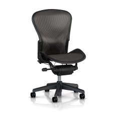 Fauteuil AERON Taille A Graphite - Herman MILLER