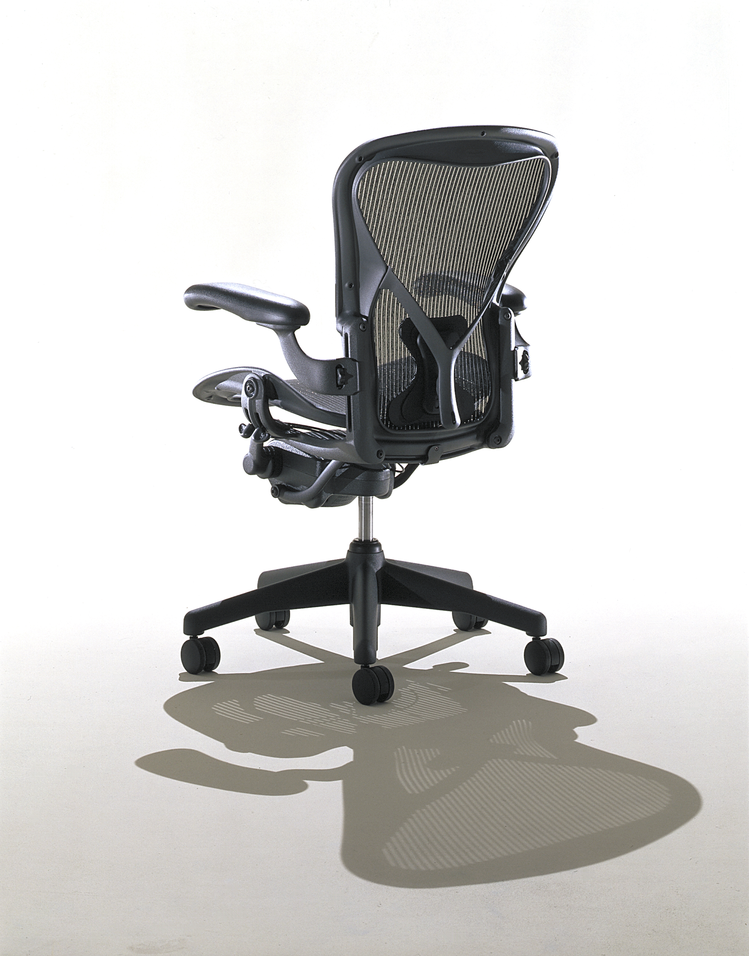 Fauteuil AERON Taille B Graphite - Herman MILLER