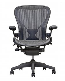Fauteuil AERON Taille C Graphite - Herman MILLER
