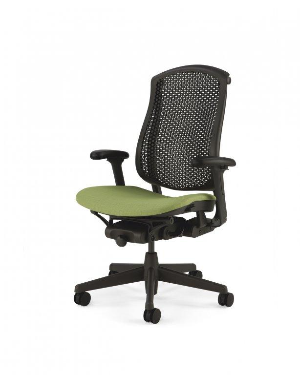 fauteuil celle herman miller noir apple. Black Bedroom Furniture Sets. Home Design Ideas