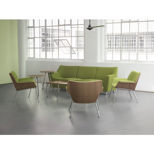 Fauteuil SWOOP Lounge Apple - Herman MILLER