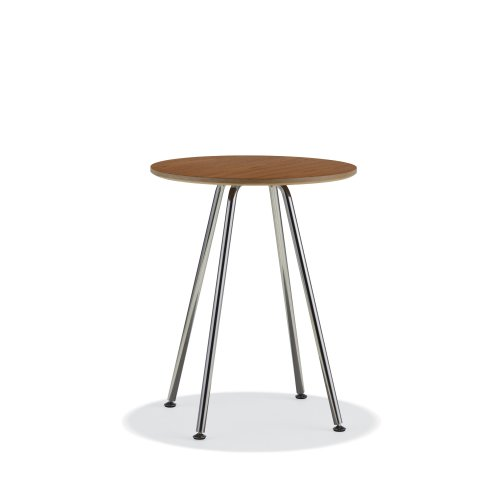 Table de travail haute Swoop diam 530 mm - Herman MILLER