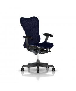 Fauteuil MIRRA 2 Herman MILLER Butterfly Twilight