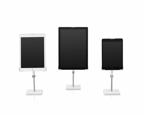 support tablette ipad herman miller ergosiege fr. Black Bedroom Furniture Sets. Home Design Ideas