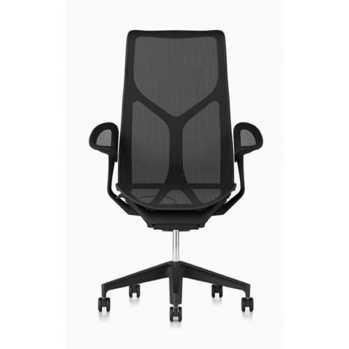 Fauteuil AERON Remastered Taille B Graphite - Herman MILLER