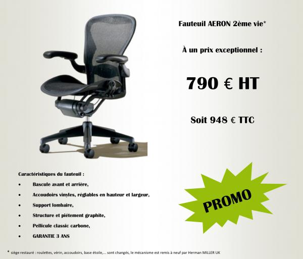 AERON RECONDITIONNE
